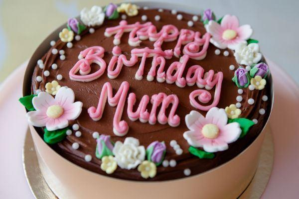 Primrose Bakery Vegan Chocolate Celebration Cake