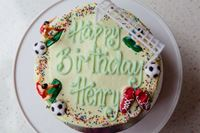 Picture of Vanilla Celebration Cake