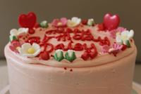 Picture of Ombre Celebration Cake