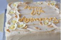 Picture of Large Square Celebration Cake