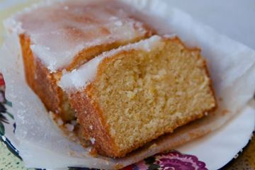 Picture of Lemon Drizzle Loaf