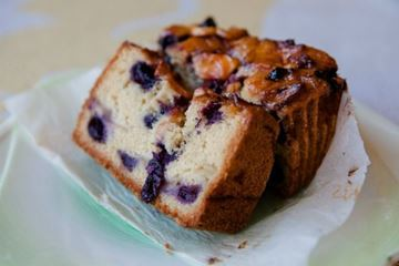 Picture of Apple & Blueberry Loaf