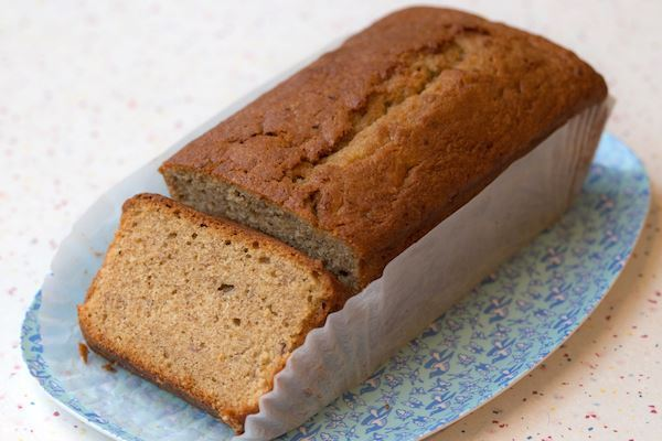 Picture of Wholemeal Banana Loaf