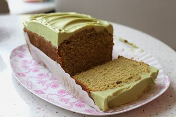 Picture of Green Tea Loaf