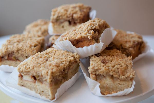 Picture of Apple Crumble Slice