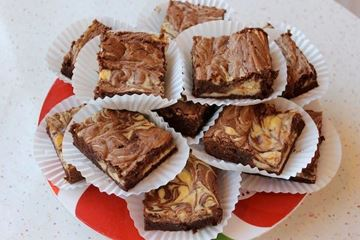 Picture of Cheesecake Brownie