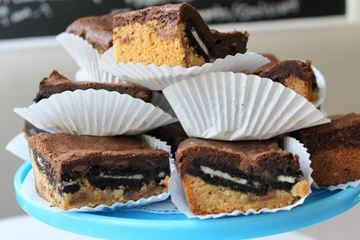 Picture of Peanut Butter Oreo Brownie