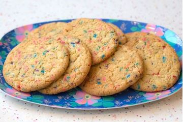 Picture of Sprinkle Cookies