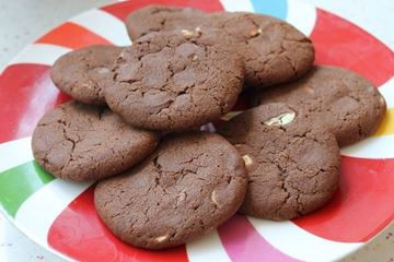 Picture of Triple Chocolate Cookie