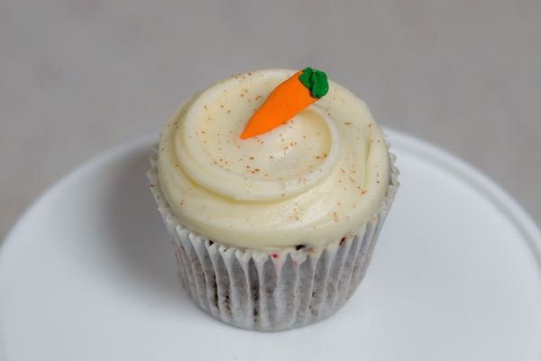 Picture of Carrot Cupcake