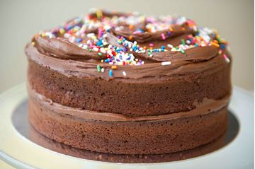 Picture of Chocolate Layer Cake