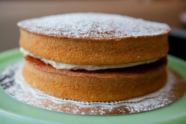 Picture of Traditional Victoria Sponge