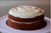 Picture of Red Velvet Layer Cake