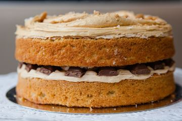 Picture of Salted Caramel Layer Cake