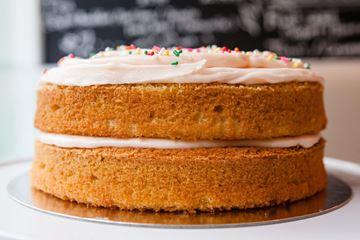 Picture of Vanilla Layer Cake