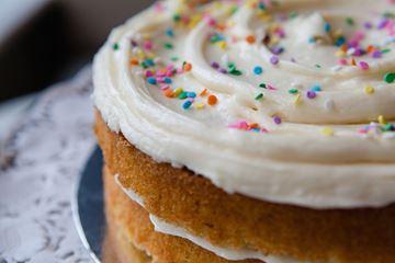 Picture of Gluten Free Vanilla Layer Cake