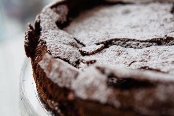 Picture of Flourless Chocolate Cake