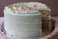 Picture of Confetti Layer Cake