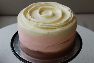 Picture of Neapolitan Layer Cake