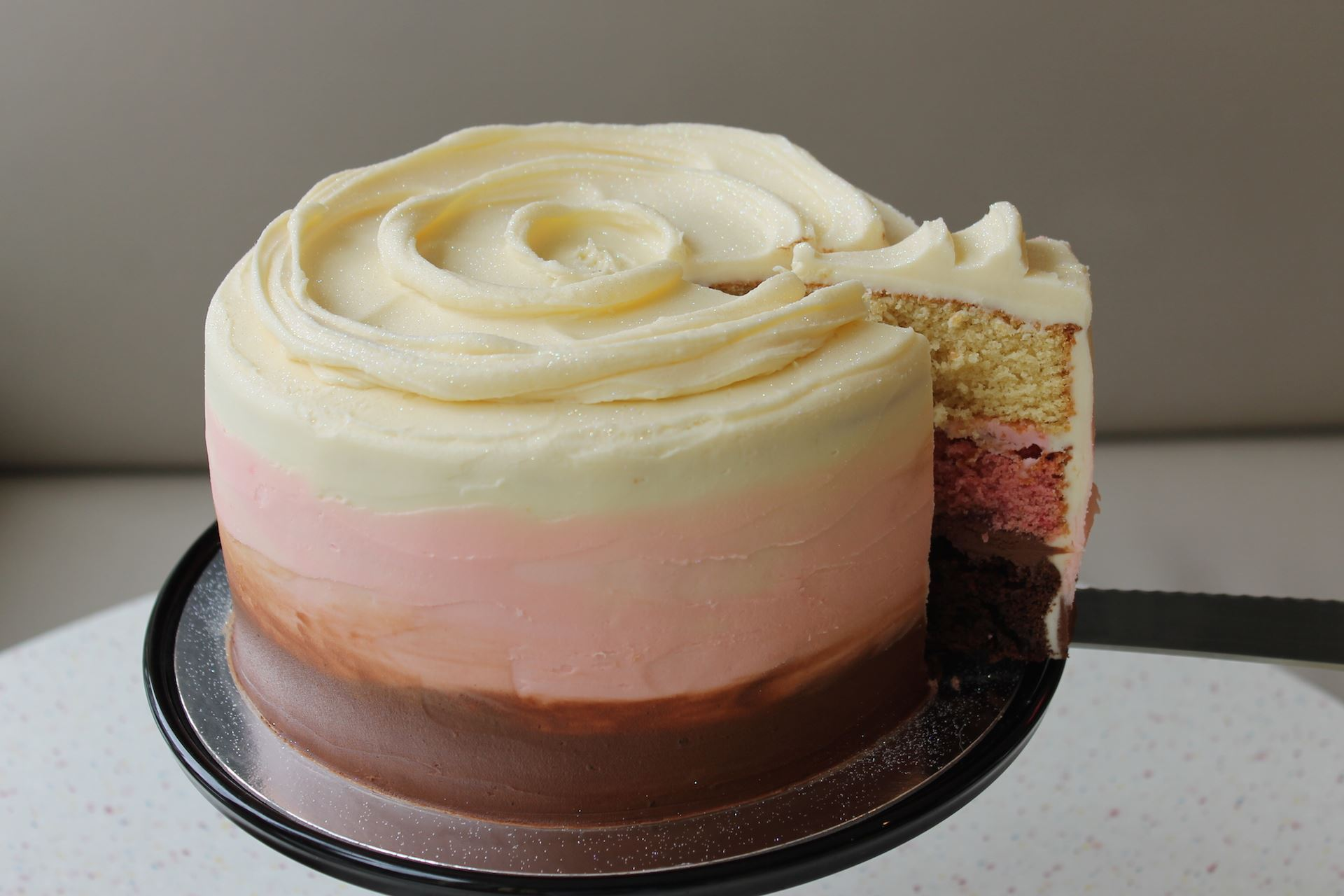Primrose Bakery Layer Cake Recipe