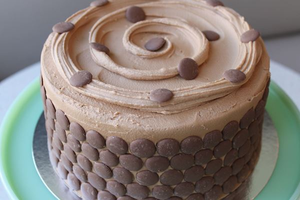 Picture of Milk Chocolate Layer Cake