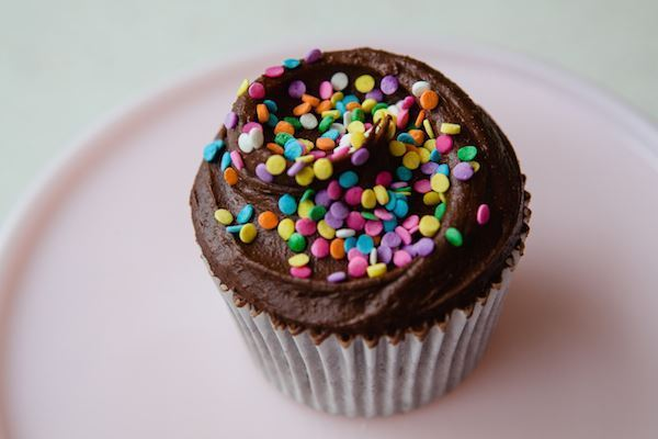 Picture of Chocolate Cupcake