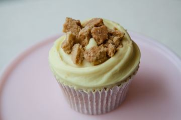 Picture of Apple Crumble Cupcake
