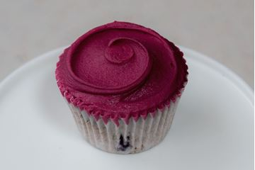 Picture of Blueberry Cupcake