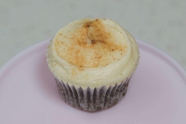 Picture of Chai Latte Cupcake