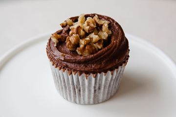 Picture of Chocolate & Banana Cupcake