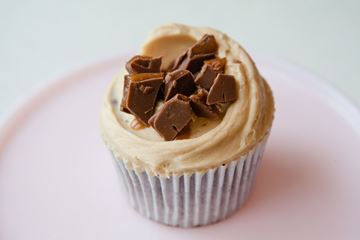Picture of Chocolate Caramel Cupcake