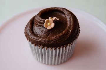 Picture of Chocolate Orange Cupcakes