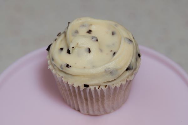 Picture of Cookie Dough Cupcake