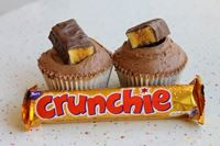 Picture of Crunchie Cupcake