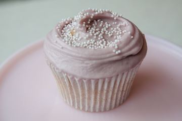 Picture of Earl Grey Cupcake