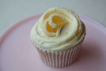 Picture of Lemon Cupcake