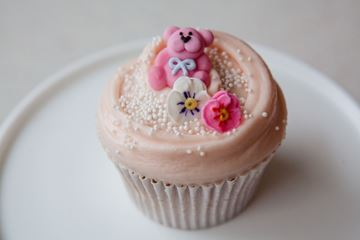 Picture of Baby Girl Cupcake