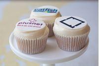 Picture of Sugar Art Cupcake