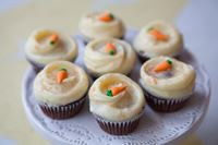 Picture of Mini Carrot Cupcake