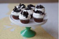 Picture of Mini Cookies & Cream Cupcake