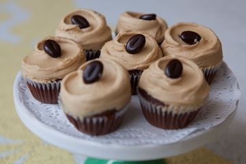 Picture of Mini Mocha Cupcake