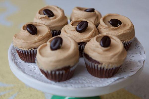 Picture of Mini Mocha Cupcake