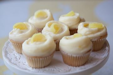 Picture of Mini Lemon Cupcake