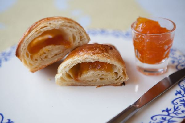 Picture of Jam Croissant