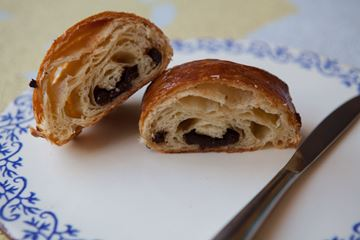 Picture of Chocolate Croissant
