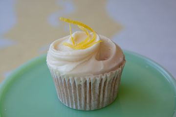 Picture of Gin & Tonic Cupcake