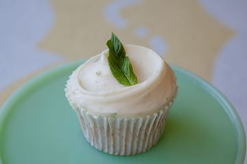 Picture of Mojito Cupcake