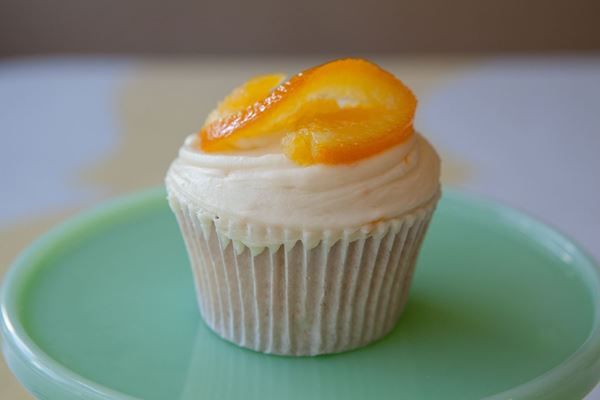 Picture of Negroni Cupcake