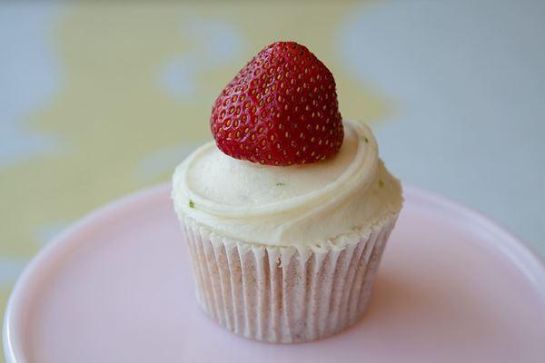 Picture of Strawberry Daiquiri Cupcake