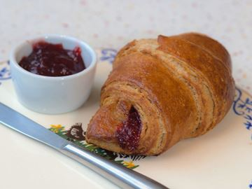 Picture of Wholemeal Jam Croissant